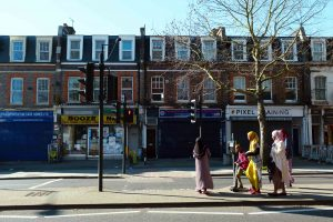 Shops in Streatham