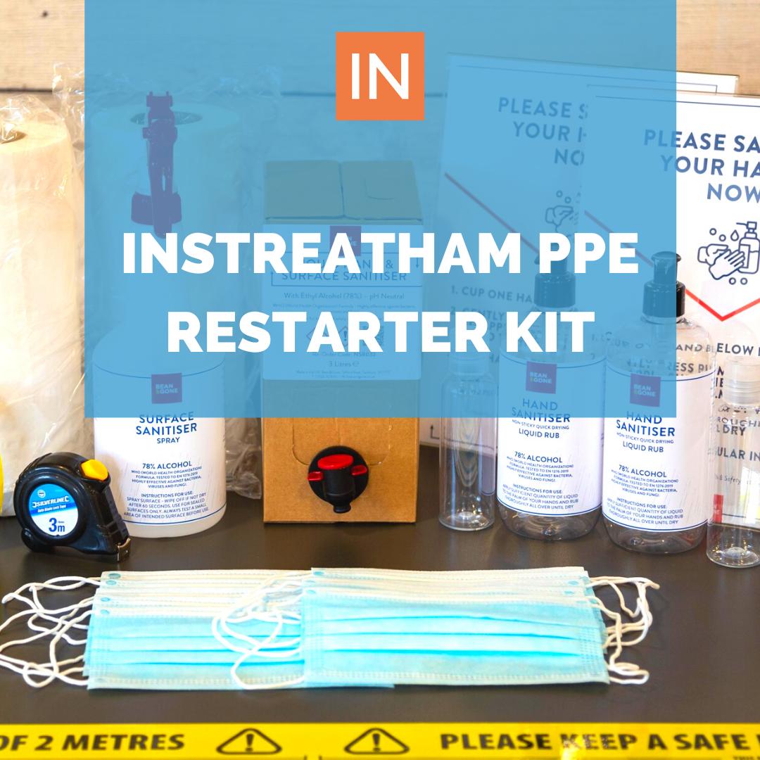 INSTREATHAM PPE RESTARTER KIT